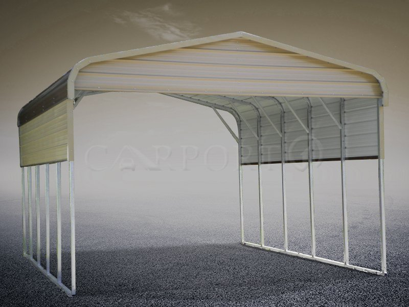 18x26 Regular Roof RV Cover Image