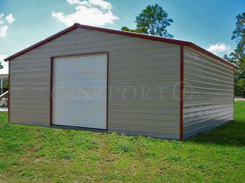 Single Car Garage | Carport1 | Free Installation and Delivery