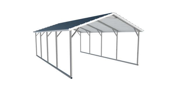 Boxed Eave Roof Style