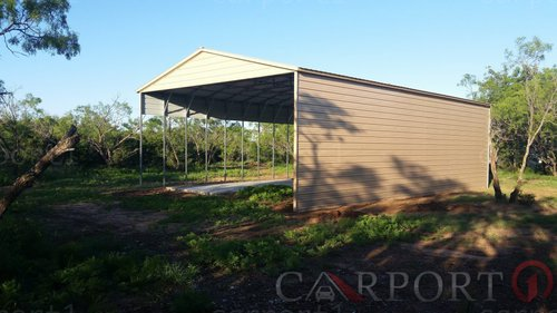 Metal RV Cover by Carport1
