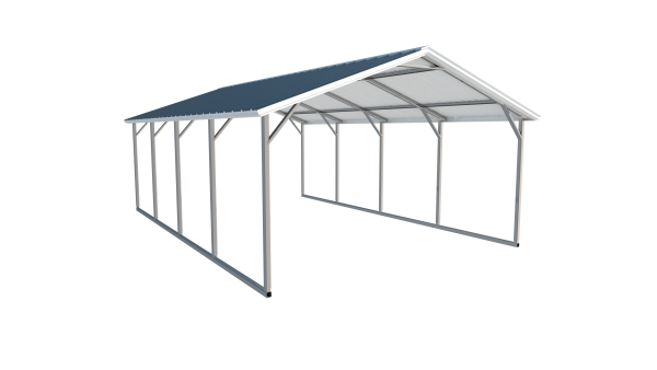 Vertical Roof Style