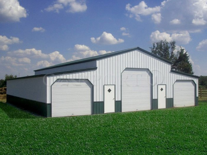 Metal Barn Buying and Installation