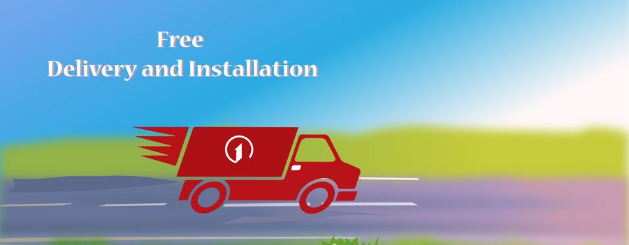 Carport1 offers Free Delivery and Installation