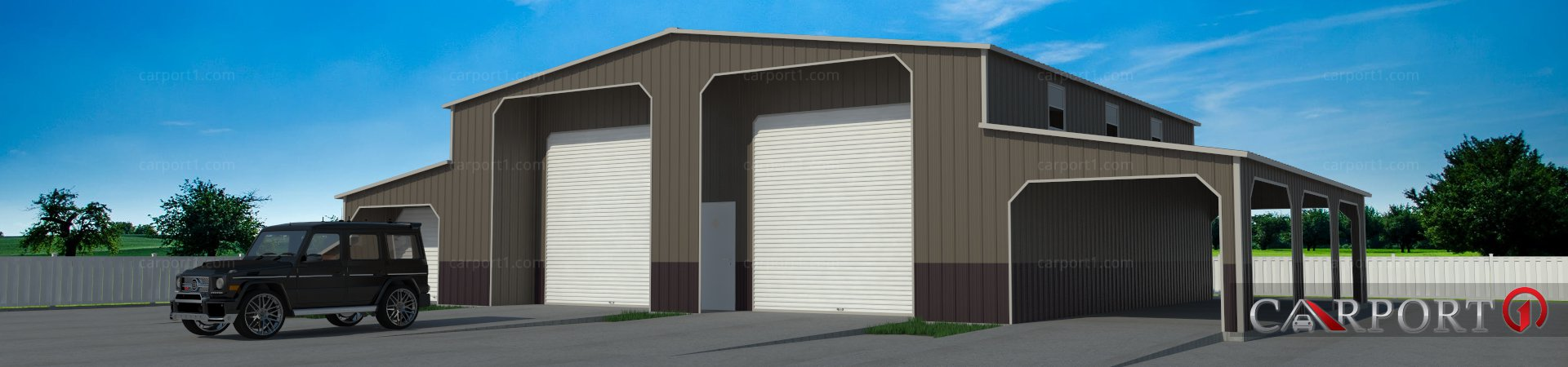 Best Prices For Custom Metal Carports Garages Barns Rv