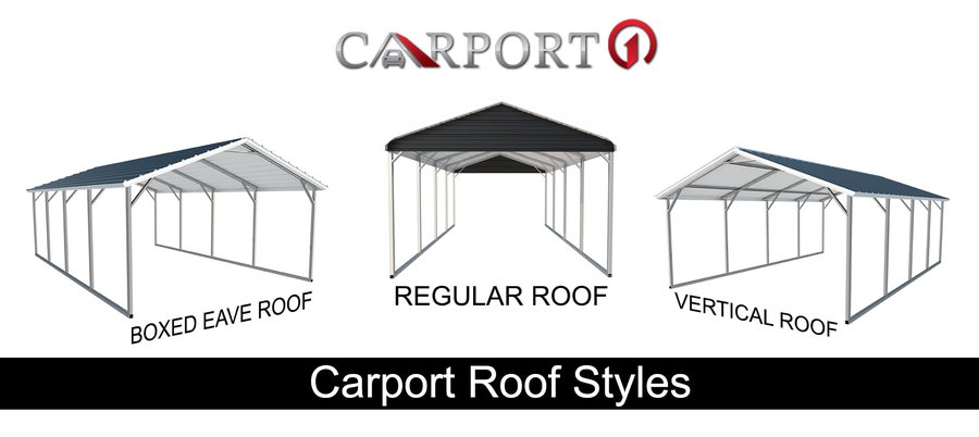 Carport1 Roof Styles