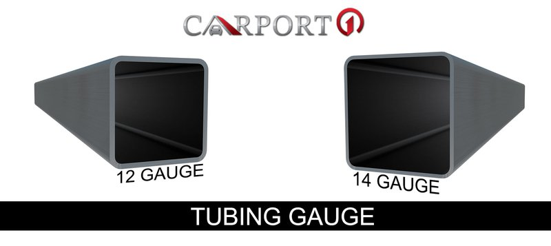 Tubing Gauge for Metal Carports